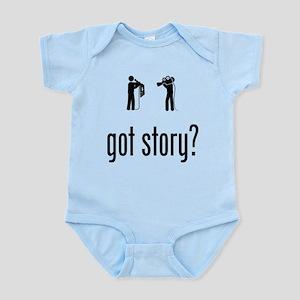 Reporter Infant Bodysuit