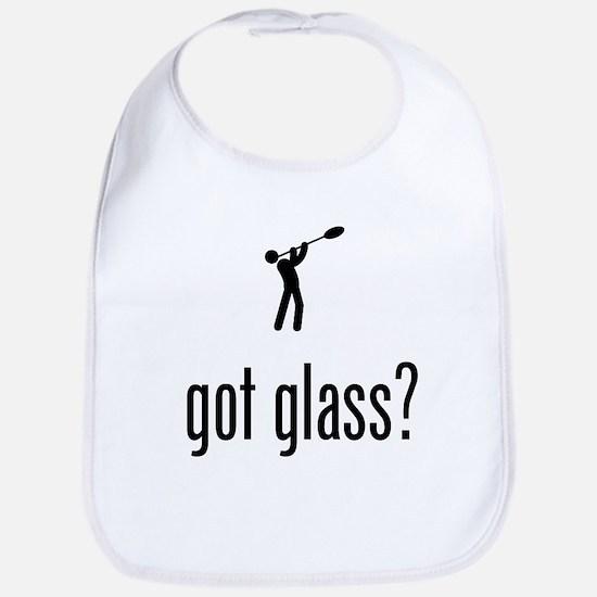 Glass Making Bib