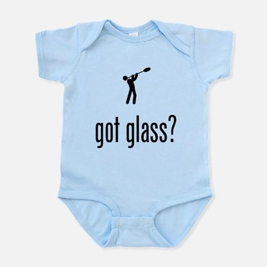 Glass Making Infant Bodysuit