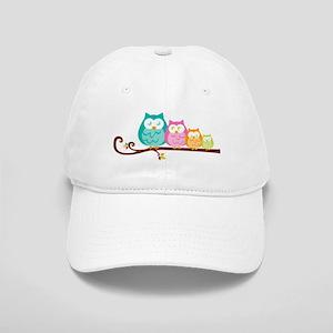 Owl family Cap