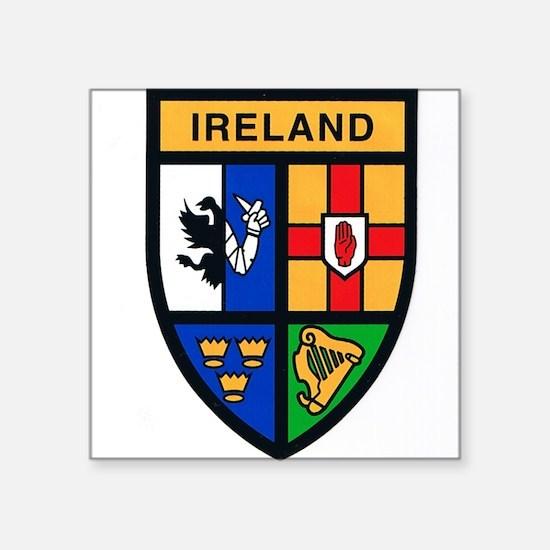 Ireland Rectangle Sticker