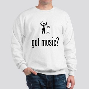 Music Conductor Sweatshirt