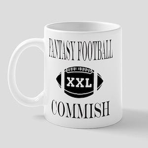 Commish 3 Mug