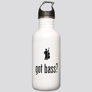 Double Bassist Stainless Water Bottle 1.0L