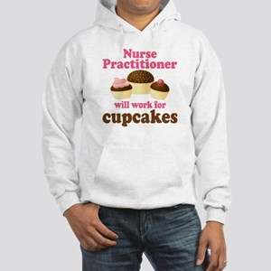 Nurse Practitioner Funny Hooded Sweatshirt