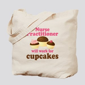 Nurse Practitioner Funny Tote Bag