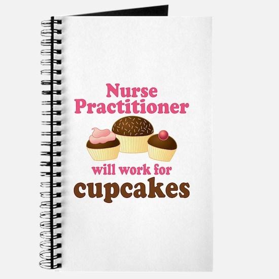 Nurse Practitioner Funny Journal