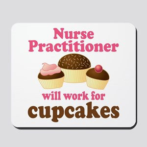 Nurse Practitioner Funny Mousepad