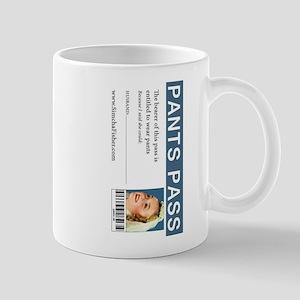 Pants Pass Mug