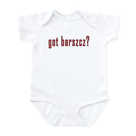 got barszcz? Infant Bodysuit