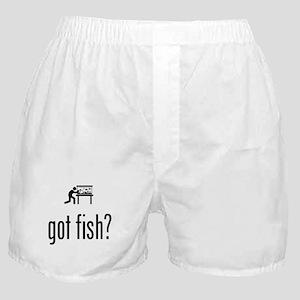Fish Lover Boxer Shorts