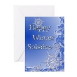 Happy Winter Solstice Greeting Cards (Pk of 20)