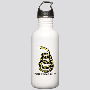 Gadsden Dont Tread On Me Stainless Water Bottle 1.