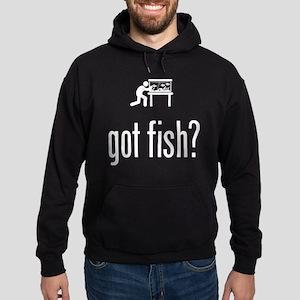 Fish Lover Hoodie (dark)