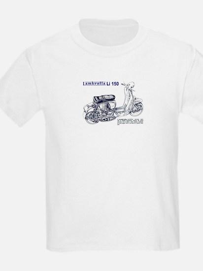 Funny Lambretta T-Shirt