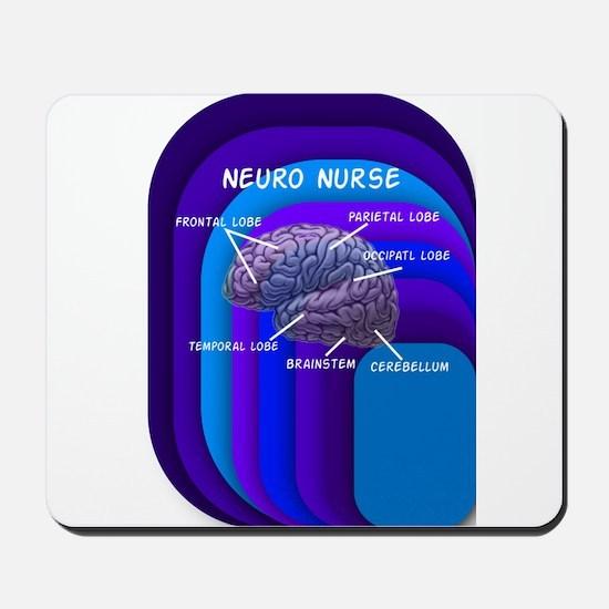 neuro nurse cell case 4.PNG Mousepad
