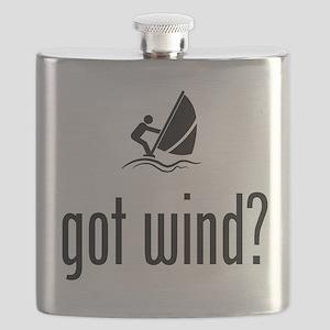 Wind Surfing Flask