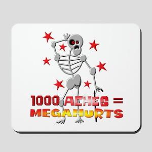 Megahurts Mousepad