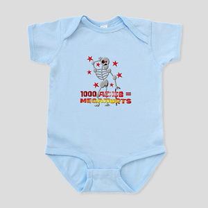 Megahurts Infant Bodysuit
