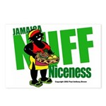 Jamaica Nuff Niceness Postcards (8)