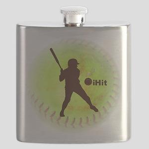 iHit Fastpitch Softball Flask