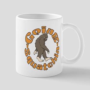 Bigfoot Squatchin Mug