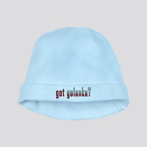 got golonka? Flag baby hat