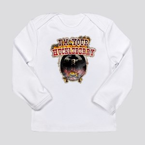 Doc holiday tombstone gifts Long Sleeve T-Shirt