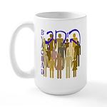 B'Yachad Diversity Large Mug