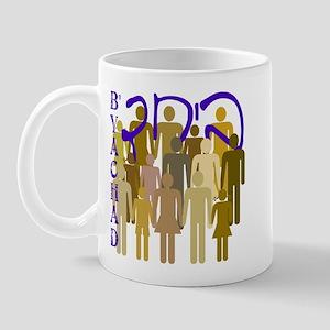 B'Yachad Diversity Mug