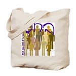 B'Yachad Diversity Tote Bag