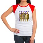 B'Yachad Diversity Women's Cap Sleeve T-Shirt