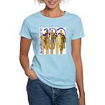 B'Yachad Diversity Women's Pink T-Shirt