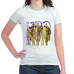 B'Yachad Diversity Jr. Ringer T-Shirt