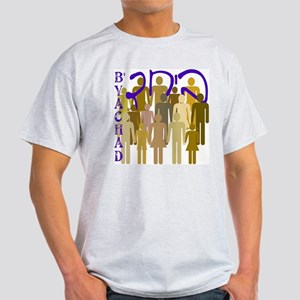 B'Yachad Diversity Ash Grey T-Shirt
