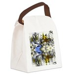 Winter Warrior Reflection Canvas Lunch Bag