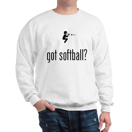Softball Catcher Sweatshirt