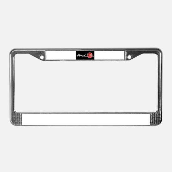 Cute Ford truck License Plate Frame