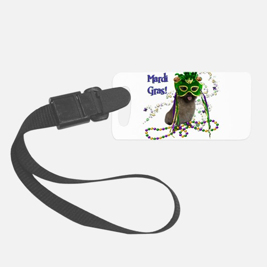 MardiGrasCairn.png Luggage Tag