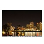 New Orleans Skyline Postcards (Package of 8)