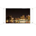 New Orleans Skyline Banner