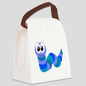 caterpillar Canvas Lunch Bag