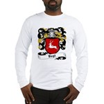 Vogt Coat of Arms Long Sleeve T-Shirt