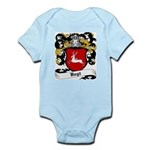 Vogt Coat of Arms Infant Creeper