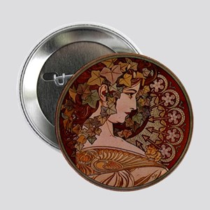 Lady of Ivy Button