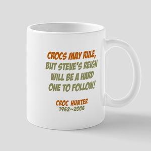 Crocs Rule Crikey Mug