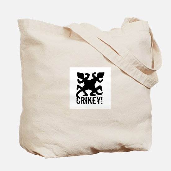 Crocs Rule Crikey Tote Bag