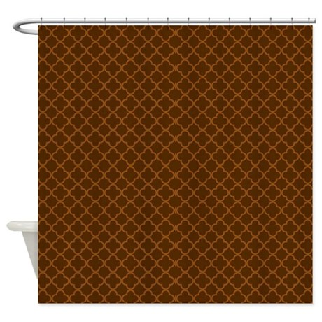 what color shower curtain for a small bathroom small autumn quat print shower curtain by 26461