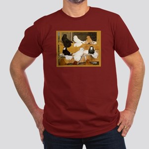 English Trumpeter Champions Men's Fitted T-Shirt (