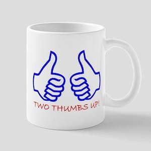 TWO THUMBS UP! Mug